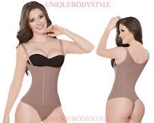 Faja Colombiana Reductora Open Bust Body Shaper Post Surgery Ann Michell 6149