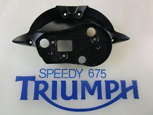 TRIUMPH STREET TRIPLE & R CLOCK FASCIA FLYSCREEN FINISHER T2309669 2013 - 2017