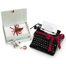 KIT American Girl RETIRED Typewriter Set Original NIB
