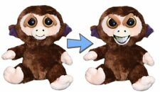 Feisty Pets Expressions - Grin Grandmaster Funk Plush Monkey That Grins