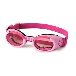 Doggles Ils Rose Petit Lunette De / Soleil Eye Protection pour Chiens