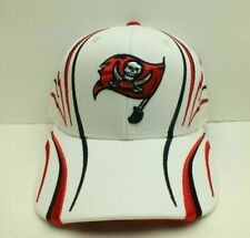DEAD STOCK TAMPA BAY BUCCANEERS HAT NFL VINTAGE WHITE ONE SIZE CAP NEW