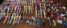 Huge Lot Of 42 Monster High Dolls (Girls&Boys) Clothes, Shoes & Accessories