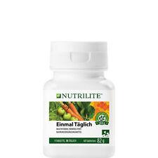 NUTRILITE Einmal Täglich | Multivitamin | Daily | 60 Tabletten | Amway | Amava