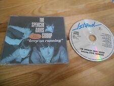 CD POP Spencer Davis Group-Keep on Running (4) canzone MCD Islanda SC