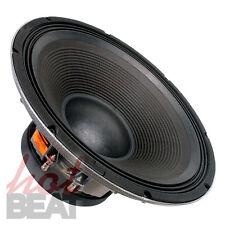 "JBL Selenium 18SWS1100 18"" Speaker 1,100 Watt RMS Deep Bass Woofer 7896359515943"