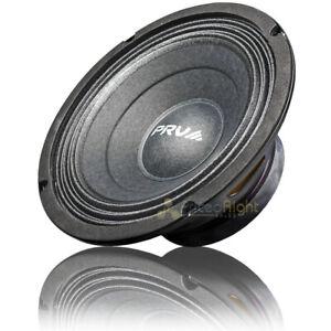 "PRV 8"" Mid Bass Loudspeaker 450 Watts Max Car Audio 8MB450-4 V2 4 Ohm Version"