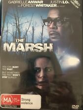 The Marsh (DVD, 2007) Justinlong, Forest Whitaker - Free Post!