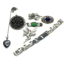 Antique Silver Job Lot  Jewellery #104