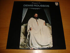DEMIS ROUSSOS - HAPPY TO BE...- LP 1976 PHILIPS Holland 1st press