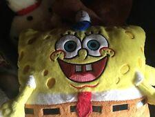 spongebob  Small pillow pet  . With Free Patrick Star Plush
