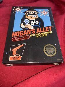 Hogan's Alley Nintendo NES 1985 Complete in Box No Rev-A - 5 Screw