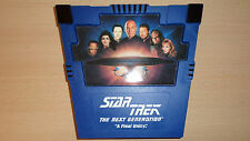 """Star Trek: a Final Unity"" (Collector's Edition, 1995, MSDOS, CDROM) English"