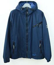 Jack Wolfskin Unisex L fleece lined Jacket Hoodie Coat Jumper Women Men RBBhgr