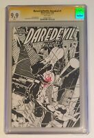 9.9 • STAN LEE SIGNED • DAREDEVIL #1 MARVEL AUTHENTIX • CGC SS 9.9 • STAN LEE