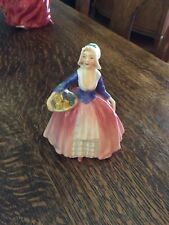 Royal Doulton Janet Figurine HN 1916 Early Excellent
