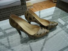 Coco-Pop Tan (Womens Shoes) size 6 court style