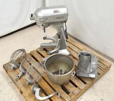 Hobart A-200 Commercial 20-Qt Dough Mixer 3-Speed + Bowl/Lift/Hook/Whisk/Grin der