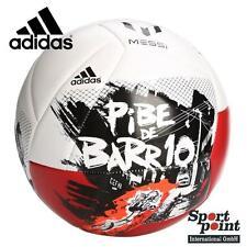 Adidas fútbol lionel messi 10q2 Trinitat de Barr 10 messi Soccer ball size 5 nuevo