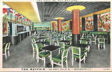 Washington,D.C.The Mayfair,Linen,c.1940-50s