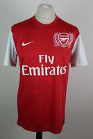 NIKE ARSENAL Football Shirt size M AG