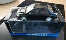 Rare 1/18 AutoArt Mitsubishi Lancer Evo VII Detailed Model very good condition..
