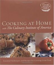 Cooking at Home with The Culinary Institute of Ame