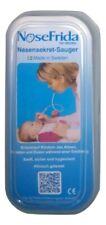 NoseFrida Baby Nasensekret Sauger / Babynase Putzen ab 0 Monate