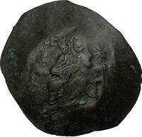 JESUS CHRIST 1143AD Manuel I , Comnenus Ancient Medieval Byzantine Coin i36138