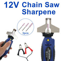 Chainsaw Sharpener Electric Grinder Chain Saw Grinder File Pro Attachment Tools