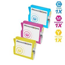 3pk LC51 COLOR Ink Cartridge Set for Brother DCP-130c