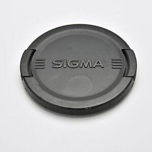 Sigma 62mm Front Lens Cap (#3408)