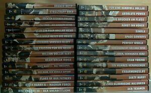 Die grosse Clint Eastwood DVD Collection DVD zum Aussuchen Action Deagostini