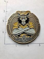 Naval Information Force Reserve Washington D.C. Navy Chief CPO Pride Anchor Coin