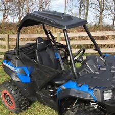 """Polaris Sportsman ACE """"Cooter"""" Black Hard Roof Top"""