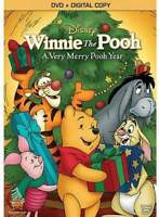 Winnie the Pooh: A Very Merry Pooh Year DVD NEW