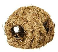 Trixie Grass Nest Hamster Guinea Pig Rabbit Small Animals Grass Cave Tunnel