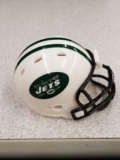 Riddell Pocket Pro Football Helmet New York Jets