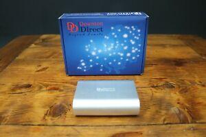 5 Port FAST USB Mains Charger Compact Desktop Smart IC 40 Watt Phone Tablet BNIB