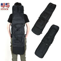 Tactical ​Soft Gun Case Long  Fishing Bag Carbine Rifle Range Padded Carry Case
