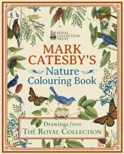 Mark Catesby's Nature Colouring Book (The Royal Collection)