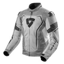 Blousons gris Rev'it pour motocyclette