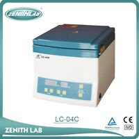 LC-04C Electric Digital, Brushless, Bench-Top Centrifuge 4000 RPM(20mL x 12)