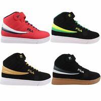 Fila Men's Vulc 13 Mid Plus MP Casual Ankle Strap Shoes