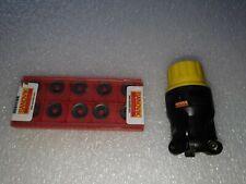 Sandvik Cutter R300 -035C3-12H &10 R300-1240M-PM S30T Inserts