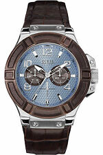 GUESS W0040G10,Men's Dress,Multi-function,BRAND NEW WITH TAG AND GUESS BOX