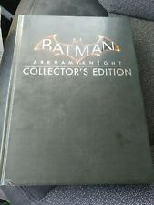 Batman: Arkham Knight Collector's Edition BradyGames Strategy Guide