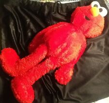 "Sesame Street Large Elmo Plush Doll 22"" Fisher Price 2002"