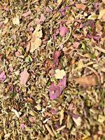 No.8 Blend (Damiana-Skullcap-Mugwort-Red Poppy Flowers-Lotus) Plus 9 More Herbs!