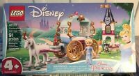 LEGO Disney Cinderella's Carriage Ride - #41159 characters and incomplete set